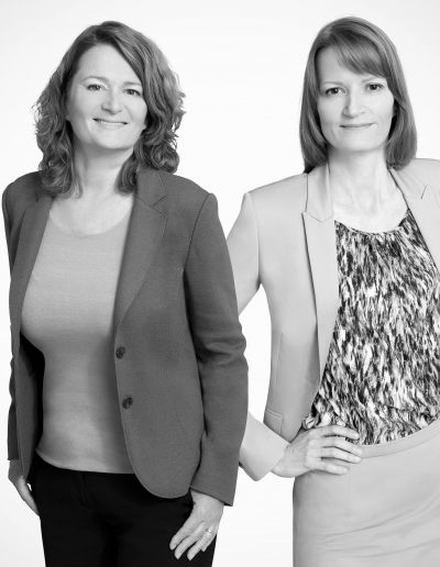 Ingrid Szabo & Gudrun Humel