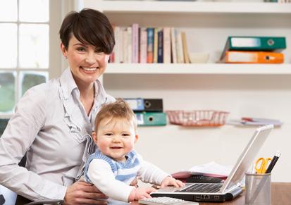Kinderbetreuungsgeld für Selbstständige – Frist beachten