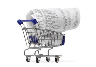 Belegerteilung – Erleichterung für Einzelhandel