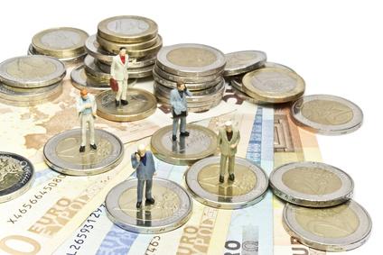 Lohnnebenkosten werden leicht gesenkt