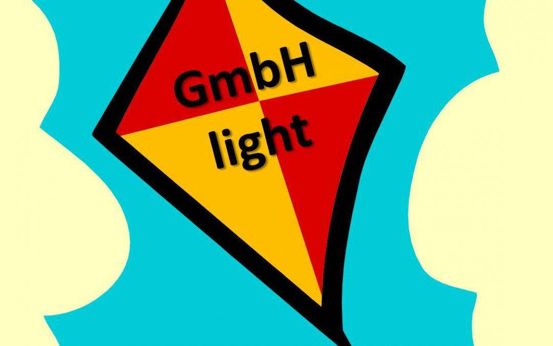 Im Juli kommt die GmbH light