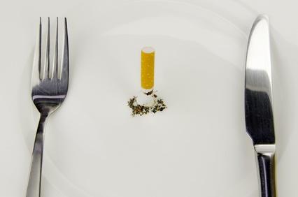 Nichtraucherschutz und Raucherschutz