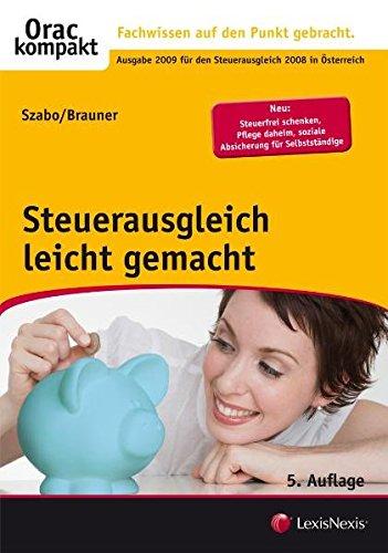 Cover Steuerausgleich - Presse