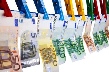Geldwäsche-Bestimmungen werden kontrolliert