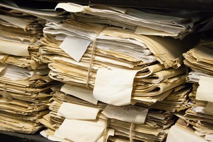 Wie lange muss man Lohnunterlagen aufbewahren?