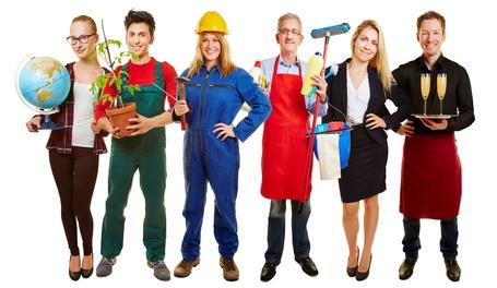 Arbeiter und Angestellte werden ab Juli ähnlicher