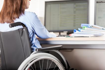 Zuschuss bei Beschäftigung von Behinderten