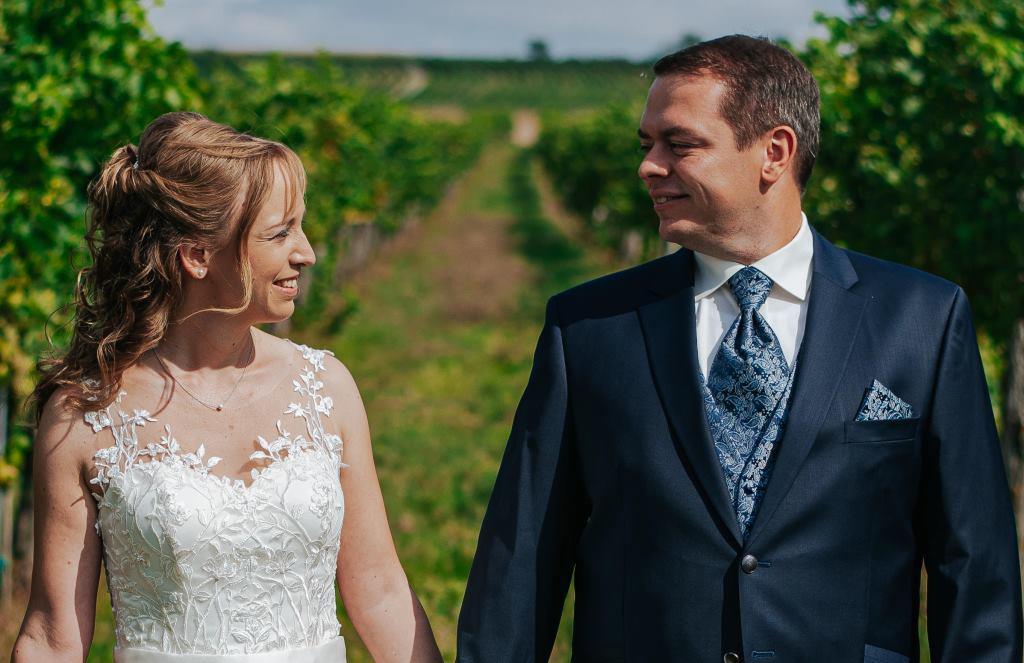 Unsere Kollegin Teresa Frass hat geheiratet