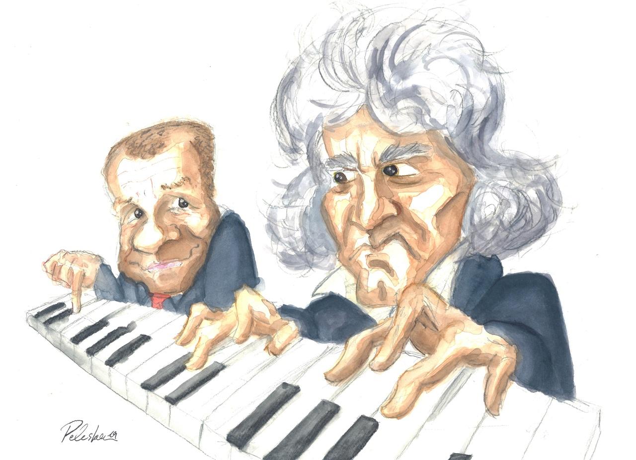 Kulturtipp: Se(e)liger Beethoven – Klavierkabarett mit Roman Seeliger