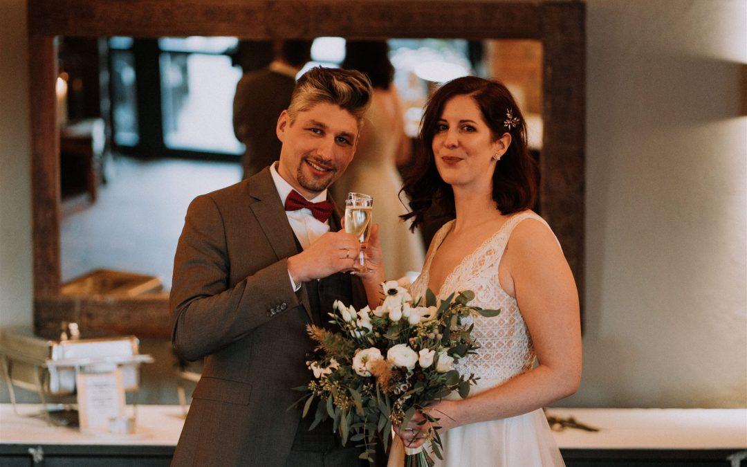 Unsere Kollegin Petra Nitschmann hat geheiratet